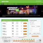 Grabaseat Underindulge Yourself Sale: AKL - WLG $58 Return, AKL - CHC, WLG - ZQN $78 Return + More