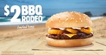 $2 BBQ Rodeo @ Burger King