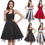 Retro Vintage Summer Dresses Clearance USD$7.8~USD $9 (NZD$11.58~NZD$13.36) Delivered @ GraceKarin