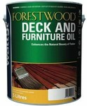 Forestwood Deck and Furniture Oil 5 Litre Natural Kwila $39 at Mitre10