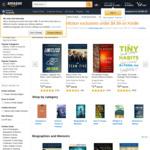Top Nonfiction Books under $4.99 for Kindle @ Amazon