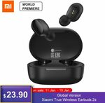 Xiaomi Mi True Wireless Earbuds 2s ~NZ$34 @ Mi Global Zone Store via AliExpress