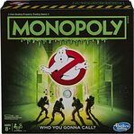 Monopoly Ghostbusters Edition A$19.97 (~NZ$21) Delivered @ Amazon AU