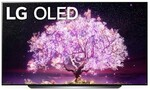 LG 55 Inch C1 4K OLED 2021 Television $2,499.00 @ Noel Leeming via The Market