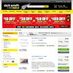 10% off Apple Mac (iMac, MacBook Pro, MacBook Air, Mac Mini) @ Dick Smith