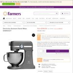 Electrolux Assistant Stand Mixer - $199 (Was $749.99) @ Farmers