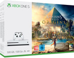 Xbox One S 500GB Assasins Creed Origins Bundle $279 in PBTech's Black Friday Sale (In Store Only)
