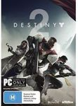 Destiny 2 (Base game) PC $10 @ The Warehouse