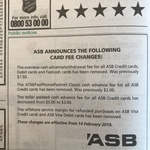 Fee Free Overseas ATM Withdrawals from ASB