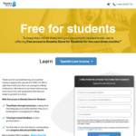 Free 3 Month Rosetta Stone Subscription (Online Foreign Language Learning)