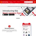 Free Delivery at Noel Leeming When Using App