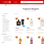 Close to Buy 1 Get 1 Fragrances @ TheWarehouse (YMMV)
