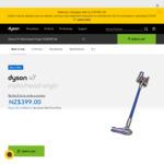 Dyson V7 Motorhead Origin $399 (was $649) Delivered @ Dyson NZ