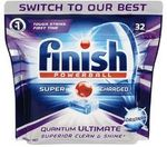 Finish Quantum Ultimate NZ Regular 32s $5 (Normally $10) @ The Warehouse