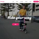 Free Scooter Unlocks All August via App @ Flamingo (Auckland)