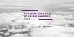 Win a Mystery Break for Two from New Zealand Tourism Awards 2019