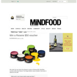 Win One of Five Prizes of Resene $50 Vouchers with a Resene The Range Fashion Colours Fandeck (Worth $59 Each) from Mindfood