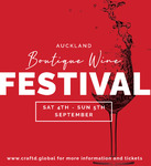 Win 4x General Admission Tickets to The Boutique Wine Festival in Auckland from Verve Magazine