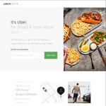 Uber Eats - First Three Deliveries Free (Auckland Only) (Via App)
