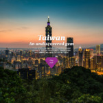 Win a Trip for 2 to Taiwan with Air New Zealand
