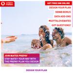 Free Vodafone SIM @ Vodafone