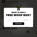 30% off Your First WOOP Box