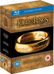 LOTR: Extended Ltd Edition Blu-Ray off Zavvi £15 + £1 -10% 1st Time Purchase ~ $30NZD Shipped