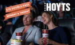 Hoyts Movie Double Pass $18 (Monday & Tuesday Only) Via Groupon